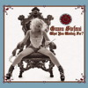 gwen stefani - what you waiting for (jacques lu conts twd mix) album artwork