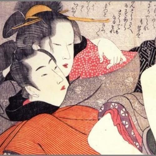 Эротика в древней японии онлайн