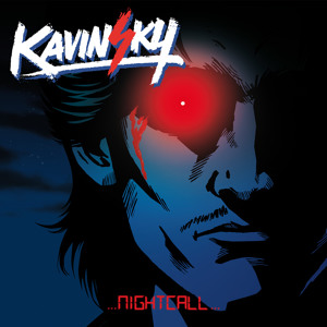 Nightcall (Breakbot remix) by Kavinsky