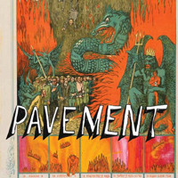 Pavement Gold Soundz Artwork