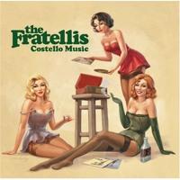 The Fratellis Chelsea Dagger Artwork