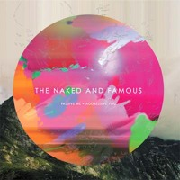 The Naked And Famous Punching In A Dream Artwork