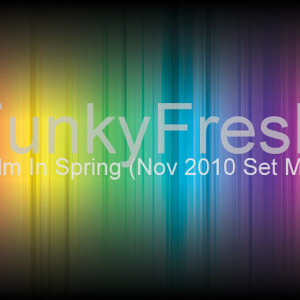 FunkyFresh - Calm In Spring (Nov 2010 Set Mix) by FunkyFreshPL