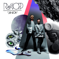 Röyksopp Silver Cruiser Artwork