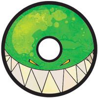 Gorillaz Melancholy Hill (Feed Me Remix) Artwork