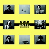 Gold Motel We're On The Run Artwork