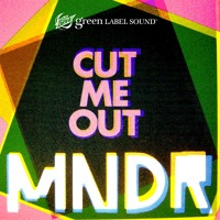 MNDR Cut Me Out Artwork
