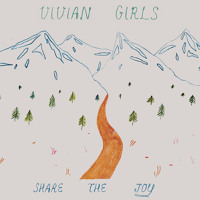 Vivian Girls I Heard You Say Artwork