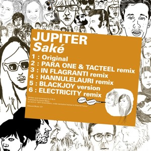 Saké by Jupiter