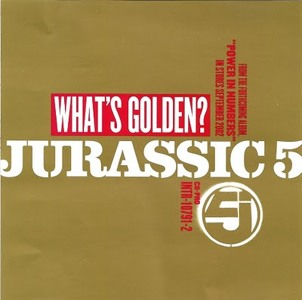TRANSITION | Jurassic 5 - What's Golden (Dylan Sanders and Bollocks! Quick Knock-Up)
