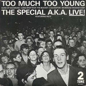 Download mp3 Terbaru THE SPECIALS - TOO MUCH TO YOUNG (REMIX) + VIDEO free