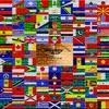 Waving flag world anthem