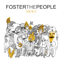Foster the People Houdini Artwork