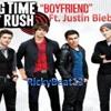 Big Time Rush Ft. Justin Bieber & Selena Gomez - Boyfriend