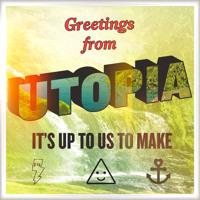 YACHT Utopia Artwork