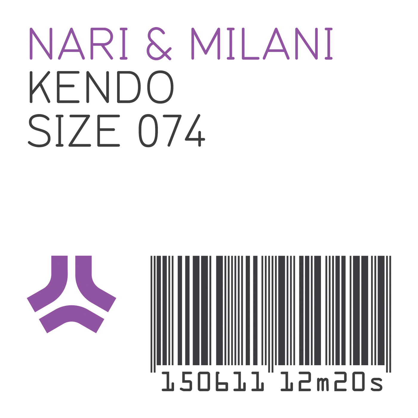  Release: Nari &amp; Milani  Kendo (Incl. Xaver Festival Mix) [Size]