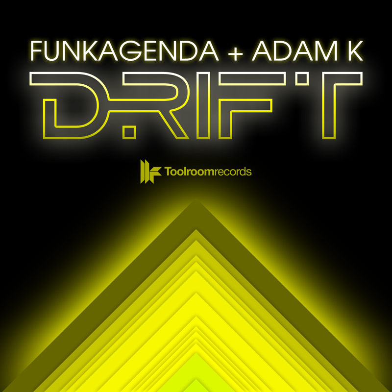  Preview: Funkagenda &amp; Adam K - Drift [Toolroom Records]