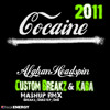 Afghan Headspin - Cocaine (Custom Breakz & Kaba RMX) Free Download 320kbps