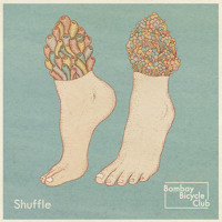 Bombay Bicycle Club Shuffle Artwork