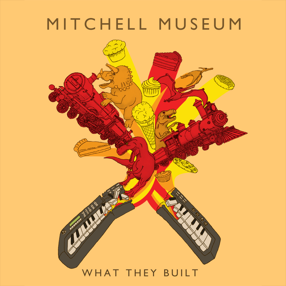 mitchell museum - What They Built