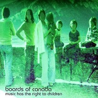 Boards of Canada Olson (Wrm Remix) Artwork