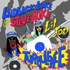 Steve Aoki & Laidback Luke - Turbulence ft. Lil Jon (Radio Edit) album artwork