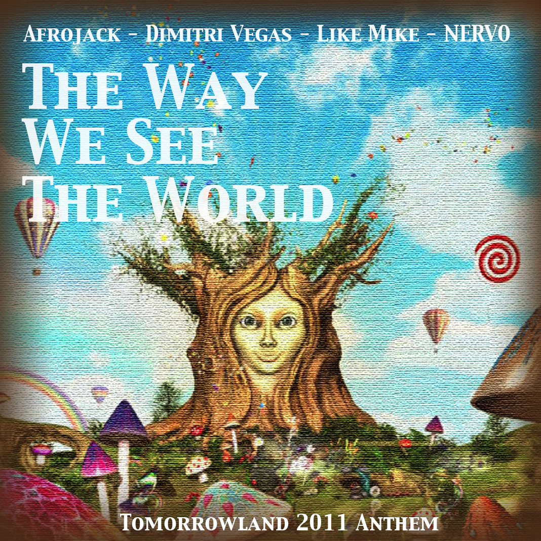 Preview: Afrojack, Vegas, Like Mike & Nervo – The Way We See The World