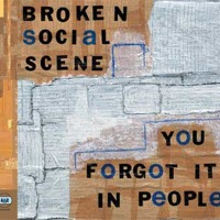 Broken Social Scene Almost Crimes Artwork