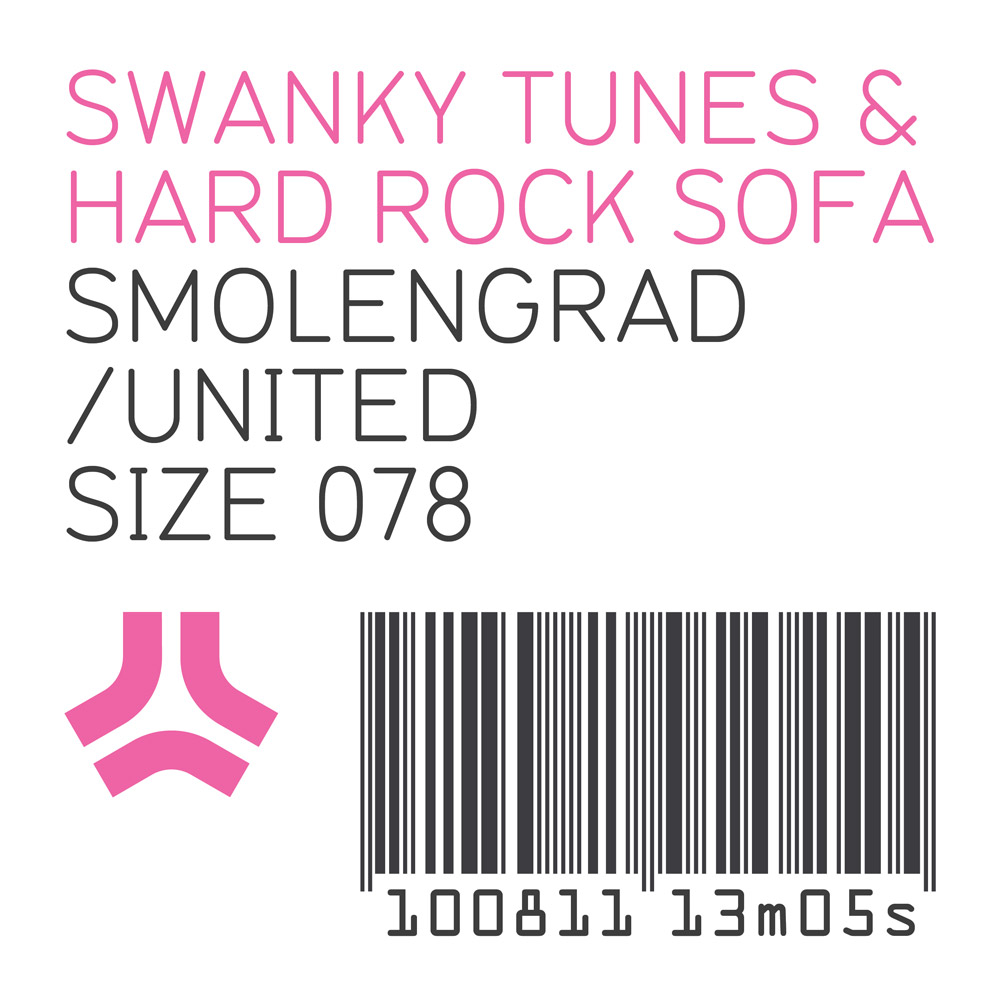  Release: Swanky Tunes &amp; Hard Rock Sofa   Smolengrad/United [SIZE]