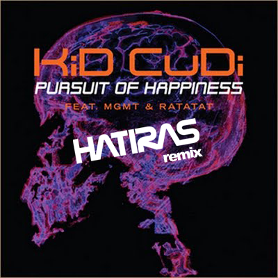 KID CUDI PURSUIT OF HAPPINESS STEVE AOKI REMIX FREE