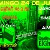 Interview with Ijahdan Taurus en Desde el Ghetto 24.07.11 por Alba Cuidad 96.3 FM