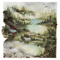 Bon Iver Perth Artwork
