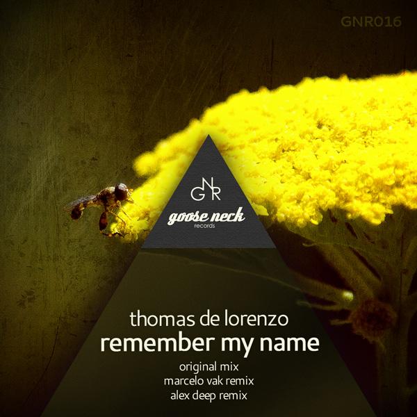 Deep house thomas de lorenzo remember my name italy for Deep house names