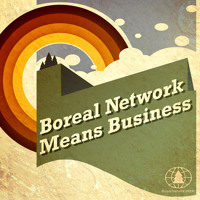 Boreal Network Radio North Artwork