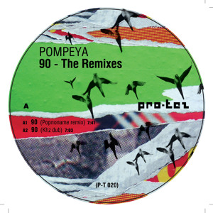 90 (Korablove Remix) by Pompeya