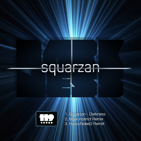 Post image for Squarzan – Darkness EP