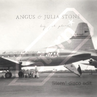 Angus & Julia Stone Big Jet Plane (Disco Stern Remix) Artwork