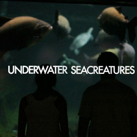 Underwater Seacreatures Speak Up Artwork