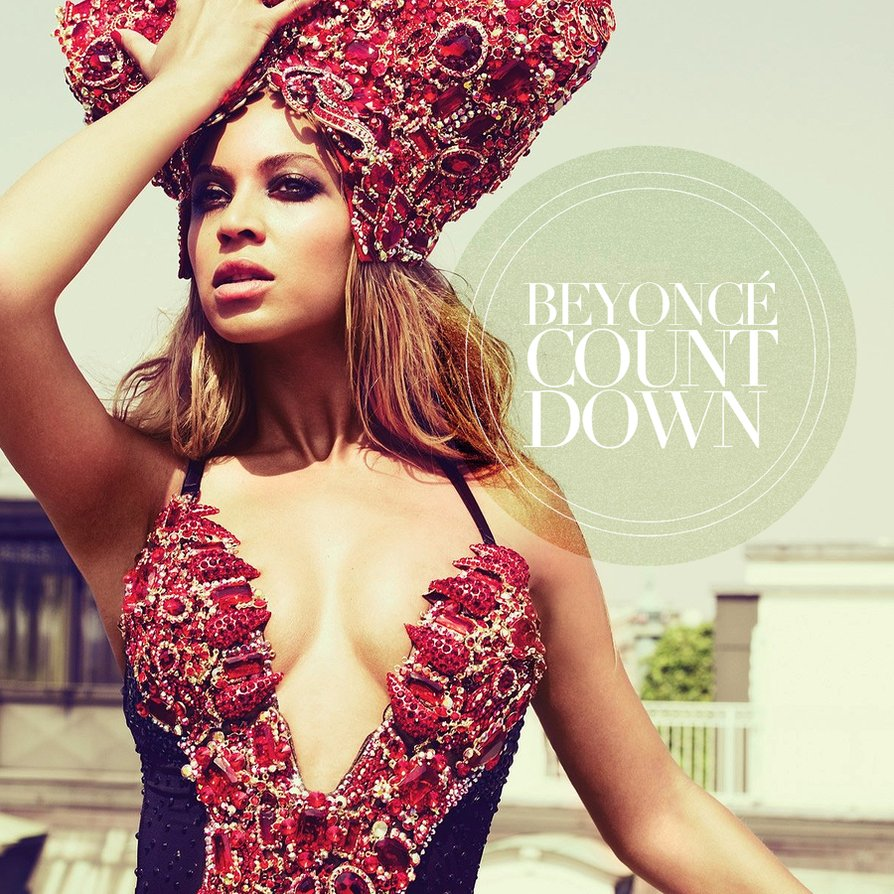 Beyonce- Countdown DJ Escape & Tony Coluccio Mix
