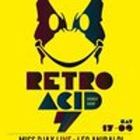 Black Francis @ Retro Acid 17-09-2011 Dj set by Dj Black Francis