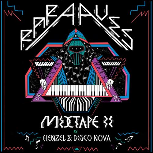 2011.10.06 - HENZEL & DISCO NOVA - RARA AVES MIX 2 Artworks-000012410484-8gbirf-original