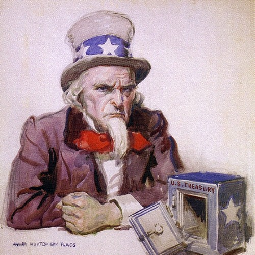 I Want You Uncle Sam.