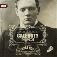 Jay Electronica Call of Duty Artwork
