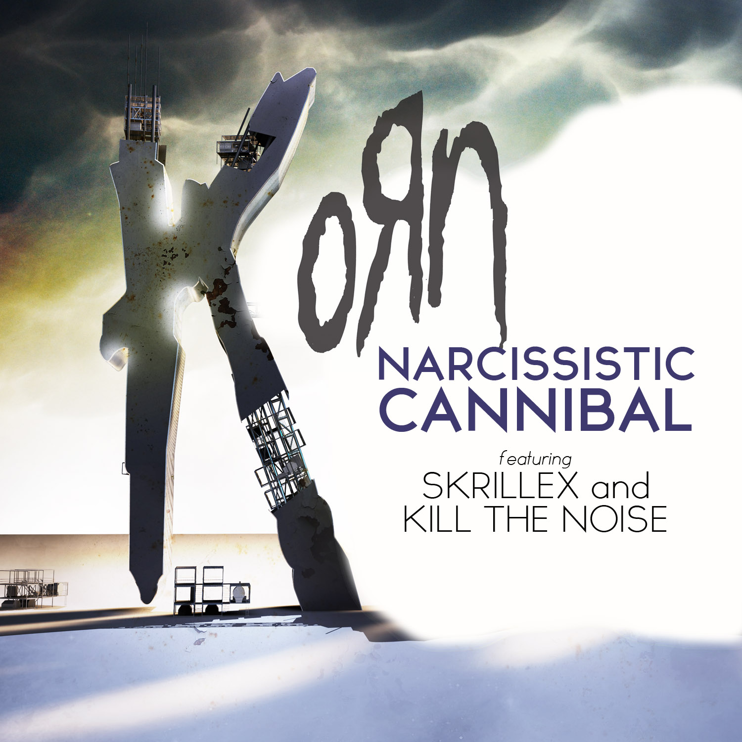 Korn &#8211; Narcissistic Cannibal (feat. Skrillex &amp; Kill The Noise)