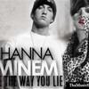 Rihanna ft. Eminem - Love the way u lie album artwork