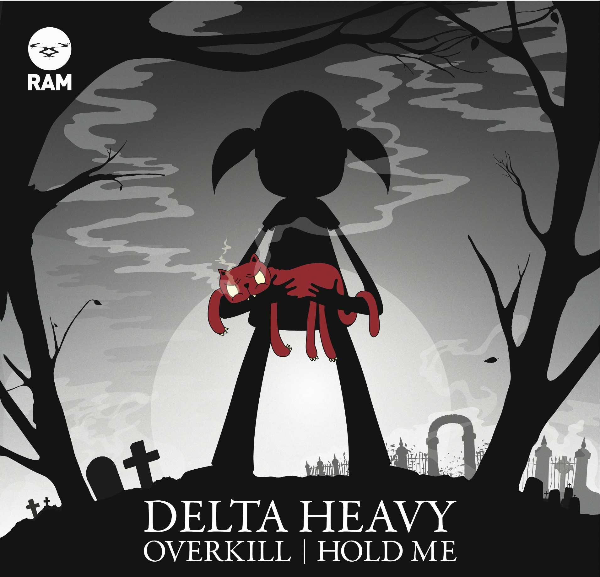 Delta Heavy &#8211; Overkill / Hold Me EP