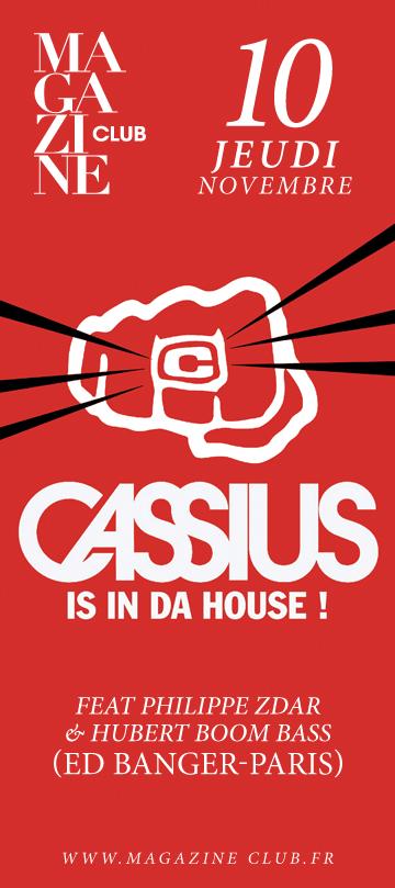 2011.11.10 - CASSIUS @ MAGAZINE CLUB (LILLE, FRANCE) Artworks-000013085273-eqra96-original