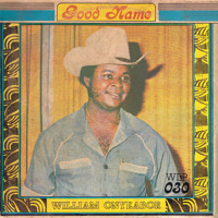 William Onyeabor Good Name (Auntie Flo Edit) Artwork