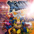 Iconic X-Men Theme Song Remix Artwork