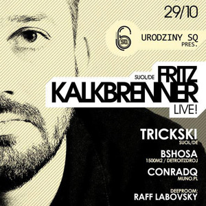 Conradq Warm Up SQ klub Fritz Kalkbrenner - Trickski 2011-10-29 by conradq